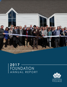 2018 Presbyterian Village Foundation Annual Report
